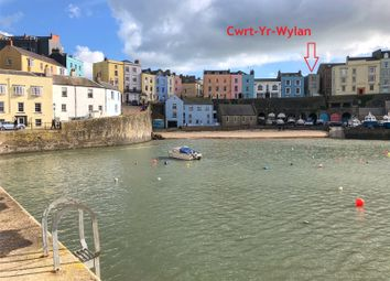 Thumbnail 3 bedroom flat for sale in Cwrt Yr Wylan, Bridge Street, Tenby, Pembrokeshire