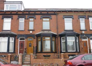 Thumbnail 4 bed terraced house to rent in Harehills Lane, Leeds