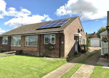 Thumbnail Semi-detached bungalow for sale in Village Way, Hamstreet, Ashford