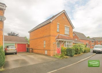 Thumbnail 3 bed detached house to rent in Barnetts Lane, Brownhills, Walsall