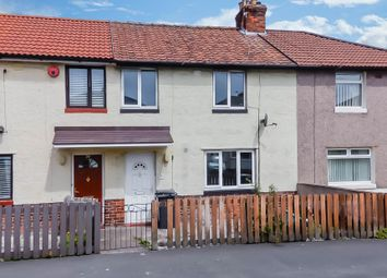 Thumbnail 3 bed terraced house for sale in 52 Orton Road, Carlisle, Cumbria