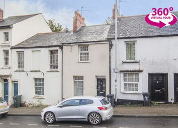 Thumbnail 2 bed terraced house for sale in Stow Hill, Newport