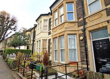 Thumbnail 1 bed flat to rent in Claremont Road, Bishopston, Bristol