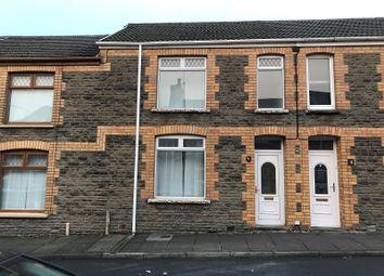 3 bed terraced house to rent in Wood Street, Maesteg, Bridgend. CF34