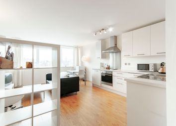 Thumbnail 1 bed flat for sale in Huntingdon Street, Nottinahm