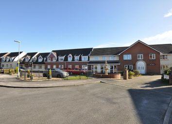 Thumbnail 1 bed flat to rent in Mason Close, Freckleton, Preston, Lancashire