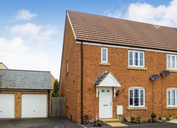 Thumbnail 3 bed semi-detached house for sale in Sparrow Street, Yarnbrook, Trowbridge