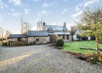 4 bed detached house for sale in Pentre, Cilcain, Mold CH7