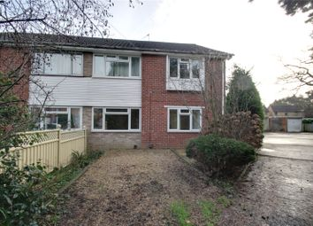 Thumbnail 2 bed maisonette to rent in Sandy Road, Addlestone, Surrey