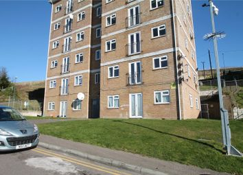 Thumbnail 1 bed flat for sale in Samuels Tower, Longhill Avenue, Chatham, Kent