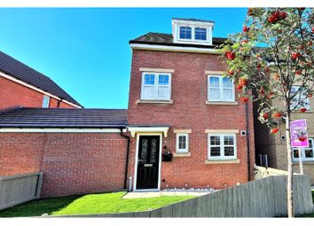Thumbnail 3 bed link-detached house for sale in Nevis Walk, Thornaby