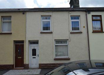 Thumbnail 4 bed terraced house for sale in Yew Street, Troedyrhiw, Merthyr Tydfil