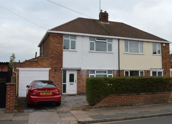 Thumbnail 4 bed semi-detached house for sale in Malmesbury Road, Holbrooks, Coventry