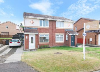Thumbnail 2 bed semi-detached house for sale in 25 Sycamore Glade, Livingston