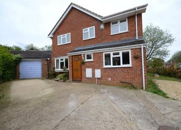 Thumbnail 4 bed detached house for sale in Bissley Drive, Maidenhead, Berkshire