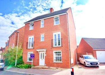 Thumbnail 5 bed detached house for sale in Wittering Way, Kingsway, Gloucester