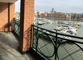 Thumbnail 2 bedroom flat to rent in South Ferry Quay, Mariners Way, Liverpool