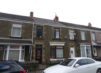 Thumbnail 3 bed terraced house for sale in Cecil Street, Manselton, Swansea