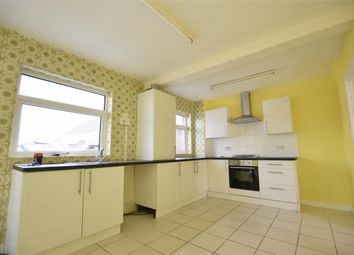 Thumbnail 3 bed end terrace house to rent in Ashford Way, Kingwood, Bristol