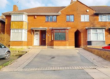 Thumbnail 3 bed terraced house for sale in Walsall Road, West Bromwich, West Midlands