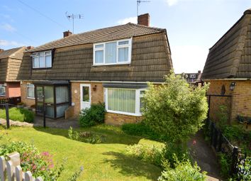 Thumbnail 3 bed semi-detached house for sale in Trevale Road, Rochester