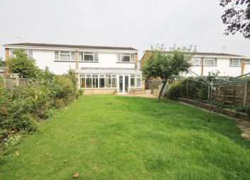 Thumbnail 4 bed semi-detached house to rent in Fleetway, Thorpe, Surrey