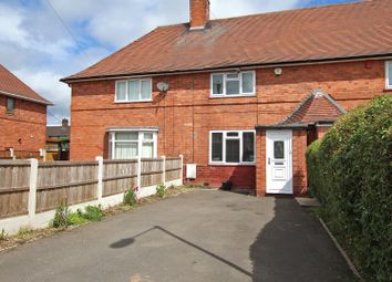 Thumbnail 2 bed terraced house for sale in Hereford Road, Nottingham