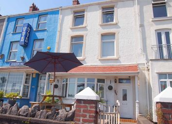 Thumbnail 5 bed town house for sale in Oystermouth Road, Swansea