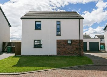 Thumbnail 3 bed detached house for sale in 23 George Grieve Way, Tranent, East Lothian