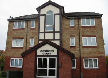 Thumbnail 1 bed flat to rent in Chequers Court, Palmers Leaze, Bradley Stoke, Bristol