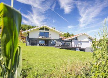 Thumbnail 4 bed detached house for sale in Lake Leman, Reignier-Ésery (Commune), Reignier-Ésery, Saint-Julien-En-Genevois, Haute-Savoie, Rhône-Alpes, France