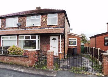 Thumbnail Semi-detached house for sale in Buckingham Road, Droylsden, Manchester