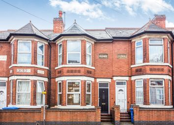 Thumbnail 3 bed terraced house for sale in Walbrook Road, New Normanton, Derby