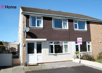 Thumbnail 3 bed semi-detached house for sale in Sunridge Park, Midsomer Norton