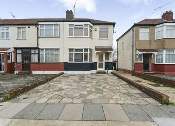 Thumbnail 3 bed end terrace house for sale in Carisbrook Close, Enfield, Greater London