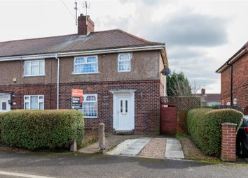 Thumbnail 3 bed end terrace house for sale in Sandringham Road, Doncaster