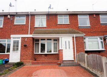 Thumbnail 3 bedroom terraced house for sale in Sandstone Close, Dudley