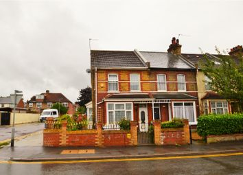Thumbnail 4 bedroom end terrace house to rent in Cross Lane East, Gravesend