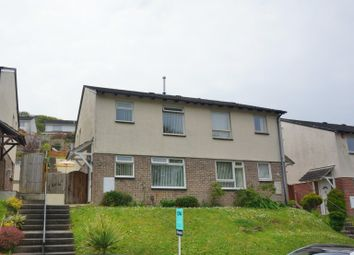 Thumbnail 3 bedroom semi-detached house for sale in Reddicliff Close, Plymstock, Plymouth