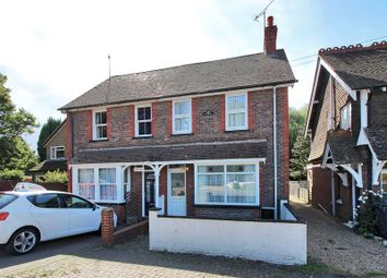Thumbnail 3 bed semi-detached house for sale in London Road, East Grinstead, West Sussex