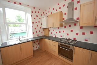 Thumbnail 2 bed flat to rent in Argyll Street, Dunoon, Argyll And Bute