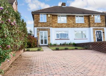 3 bed semi-detached house for sale in Broom Hill Road, Strood, Rochester, Kent ME2