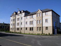 Thumbnail 2 bed flat to rent in Coach House Court, Perth