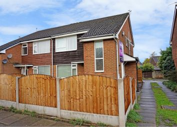 Thumbnail 2 bed flat for sale in Walton Street, Heywood