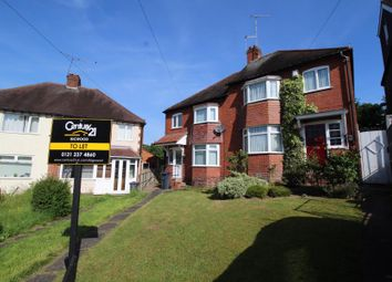 Thumbnail 3 bed flat to rent in Woodleigh Avenue, Harborne, Birmingham