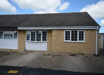 Thumbnail 3 bed semi-detached bungalow for sale in Larksfield Close, Carterton