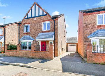 4 bed detached house for sale in Bartley Crescent, Northfield, Birmingham B31