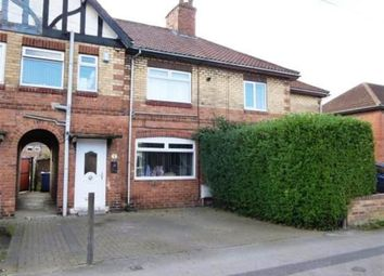 Thumbnail 3 bed terraced house to rent in Suffolk Road, Bircotes, Doncaster