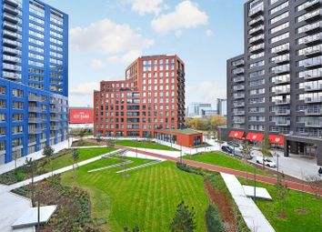 Thumbnail 1 bed property for sale in Montagu Building, Canary Wharf