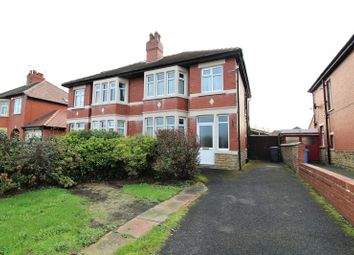 Thumbnail 3 bedroom semi-detached house for sale in Church Road, St. Annes